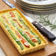 homemade vegetable quiche. - PhotoDune Item for Sale