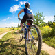 Women on bike - PhotoDune Item for Sale