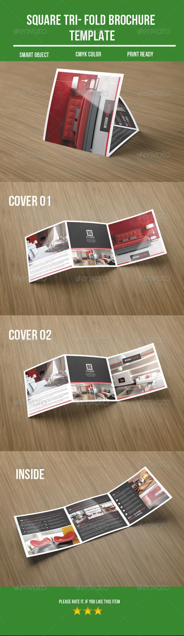 GraphicRiver Interior Brohcure 8546373