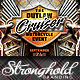 Outlaw Motorcycle Event Flyer Template - GraphicRiver Item for Sale