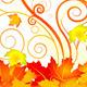 Autumn Swirl - GraphicRiver Item for Sale