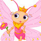 Beautiful Butterfly Princess - GraphicRiver Item for Sale