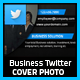 Twitter Cover Photo For Business - GraphicRiver Item for Sale