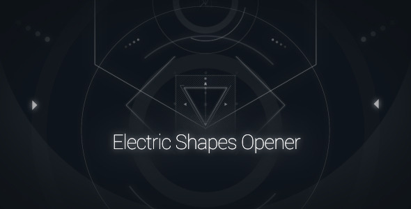 Electric Shapes Opener