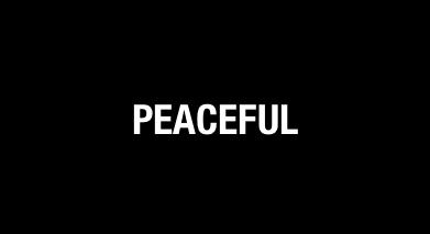 Peaceful Loops