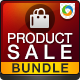 Product Sale Banner Bundle - 4 sets - GraphicRiver Item for Sale