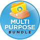 Multi Purpose Banner Bundle - 3 Sets - GraphicRiver Item for Sale