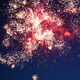 Beautiful Fireworks Show  - VideoHive Item for Sale