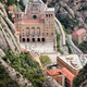 Montserrat Monastery from Above - PhotoDune Item for Sale