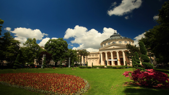 Athenaeum In Bucharest 3