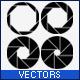 Camera Apertures 02 - GraphicRiver Item for Sale