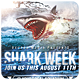 Shark Week - Flyer - GraphicRiver Item for Sale