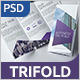 Business Tri-fold Brochure - v005 - GraphicRiver Item for Sale