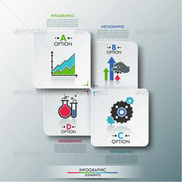 GraphicRiver Modern Infographic Options Banner 8550608