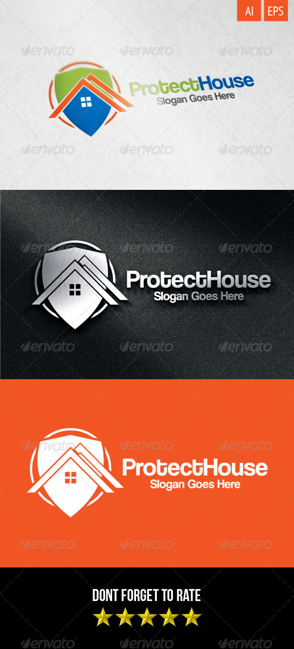 Protect House Logo