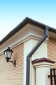 Rain gutter with drainpipe - PhotoDune Item for Sale