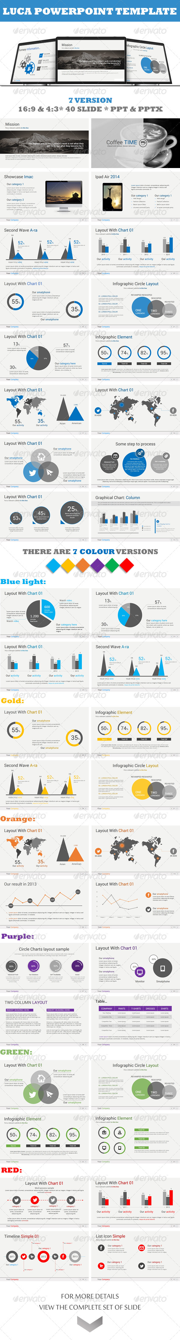 GraphicRiver Business Powerpoint Template 8539664