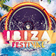 Ibiza Festival Flyer - GraphicRiver Item for Sale