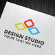 Design Studio Logo Template - GraphicRiver Item for Sale