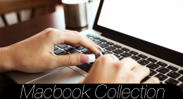 The Girl Working For MacBook Collection