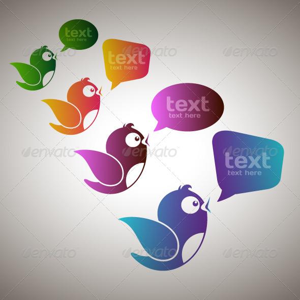 GraphicRiver Social Media Messengers 5186978