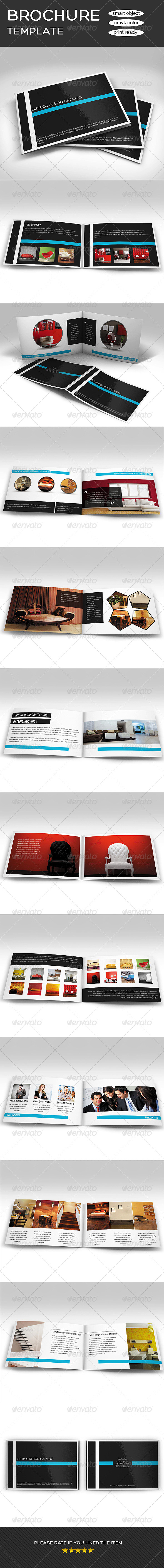 GraphicRiver Interior Design Catalog 8549991