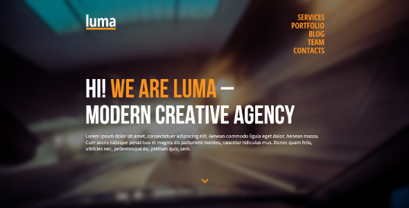 ThemeForest Luma 8552156