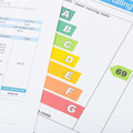 Utility bill and energy rating chart - 1 to 1 ratio - PhotoDune Item for Sale