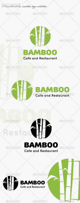 GraphicRiver Bamboo Logo 8552444