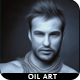 Awesome Etch Oil Art Effect - GraphicRiver Item for Sale