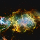 Beautiful Space Nebula - VideoHive Item for Sale