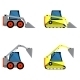 Small Loaders Set - GraphicRiver Item for Sale
