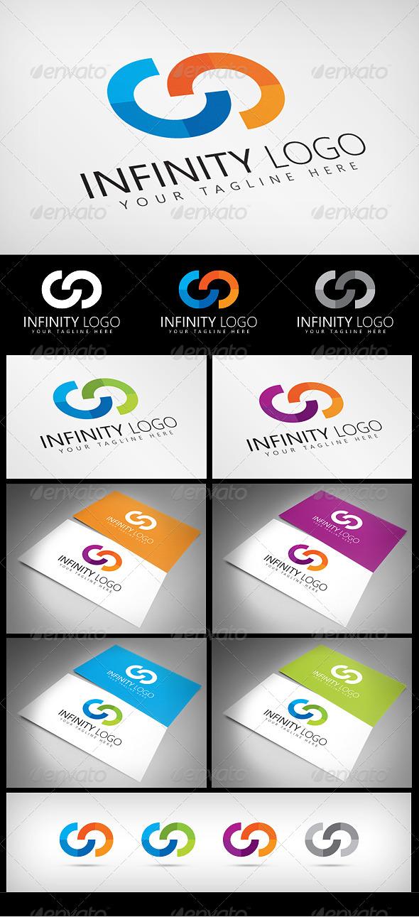 GraphicRiver Infinity Logo 8552934
