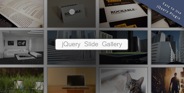 CodeCanyon jQuery Slide Gallery 8547639