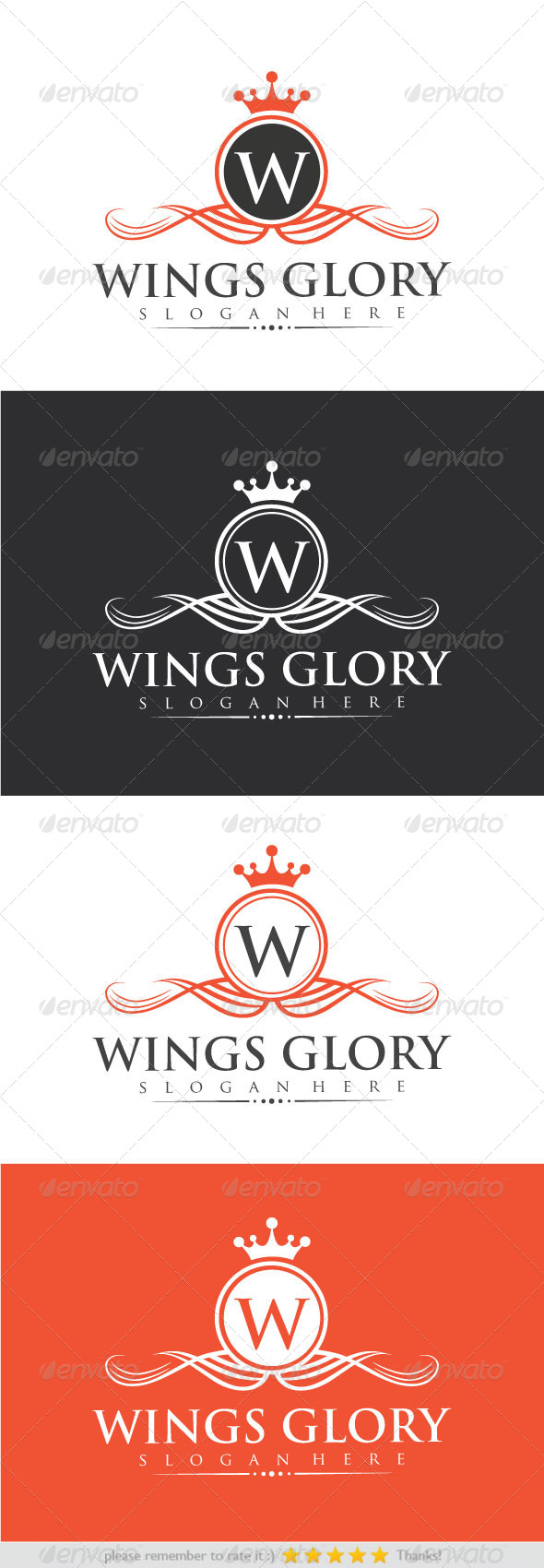 GraphicRiver Wings Glory 8553374