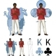 King of Clubs Male Party Host