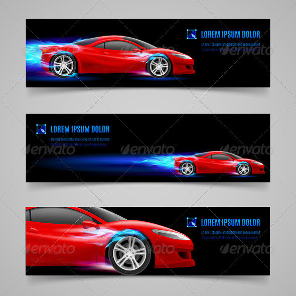 GraphicRiver Flaming Speed 8557488