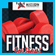 Sports, Fitness & Gym Promotion Flyer - GraphicRiver Item for Sale