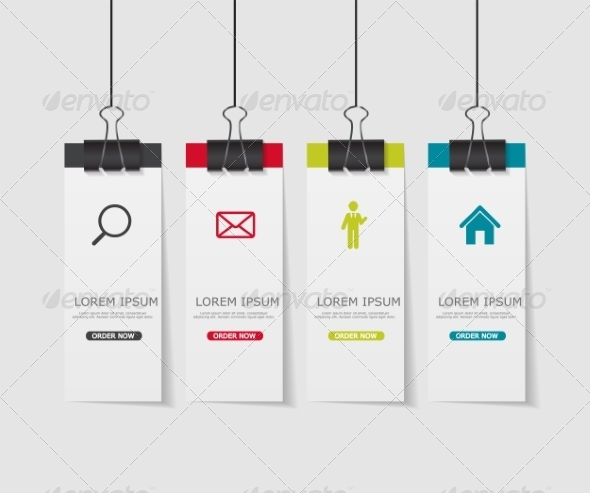 GraphicRiver Infographic Templates for Business 8557820