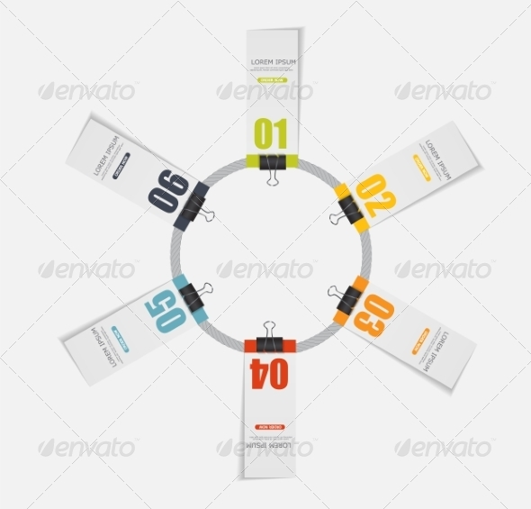 GraphicRiver Infographic Templates for Business 8557821
