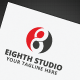 Eighth Studio Logo - GraphicRiver Item for Sale