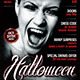 Halloween Flyer Template V7 - GraphicRiver Item for Sale