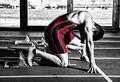 sprinter man - PhotoDune Item for Sale
