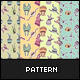 8 Sticker Monster Patterns - GraphicRiver Item for Sale