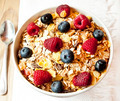 Muesli with Berries - PhotoDune Item for Sale