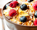 Muesli with Berries CLoseup - PhotoDune Item for Sale