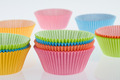 Colorful empty muffin cups - PhotoDune Item for Sale