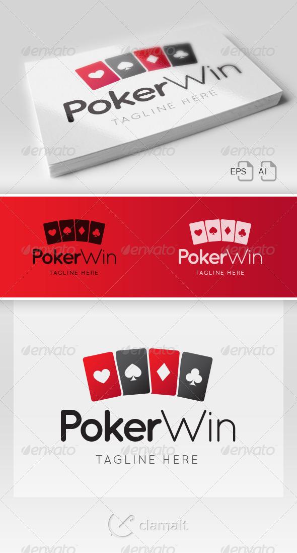 GraphicRiver Poker Win Logo 8560278