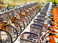 public use bicycles - PhotoDune Item for Sale