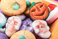 fruit jelly candies and souffle for the holiday halloween - PhotoDune Item for Sale